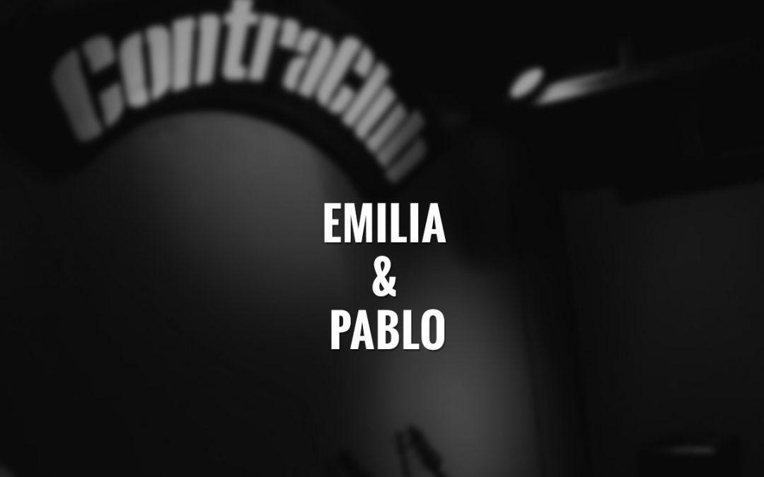 Emilia y Pablo