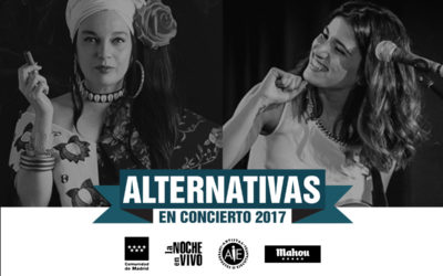Marinah + Itziar Baiza (Alternativas en concierto 2017)